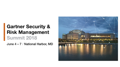 Gartner Security & Rick Management Summit