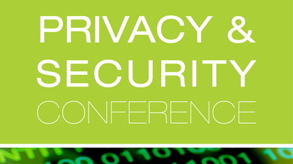 18th Annual Privacy and Security Conference