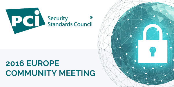 Europe PCI Community Meeting