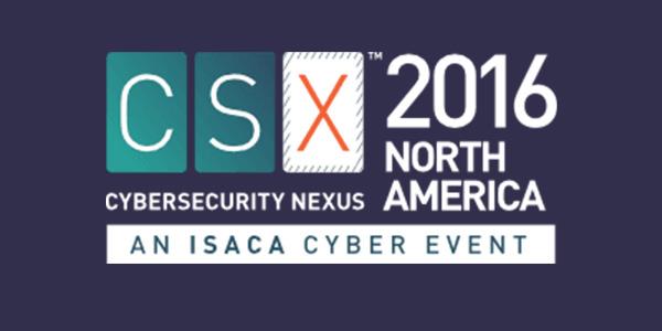 ISACA CSX 2016
