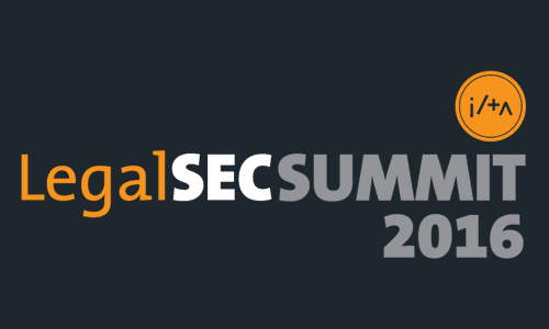 LegalSEC Summit 2016