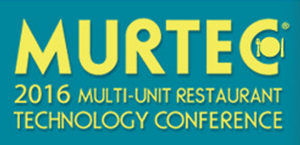 2016 Multi-Unit Restaurant Technology Conference