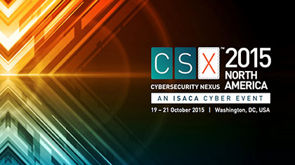 CSX 2015 North America (Cybersecurity Nexus)