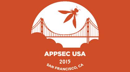 OWASP AppSec USA 2015