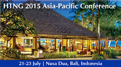 HTNG 2015 Asia-Pacific Conference