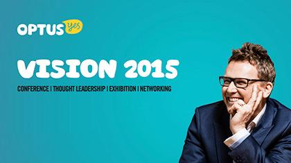 Optus Vision 2015