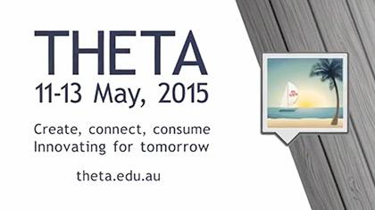 THETA (The Higher Education Technology Agenda) 2015