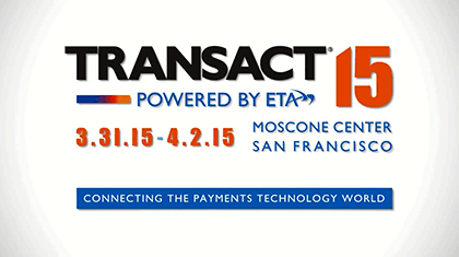 TRANSACT15 - Powered by ETA