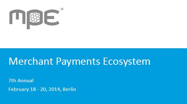 Merchant Payments Ecosystem 2014
