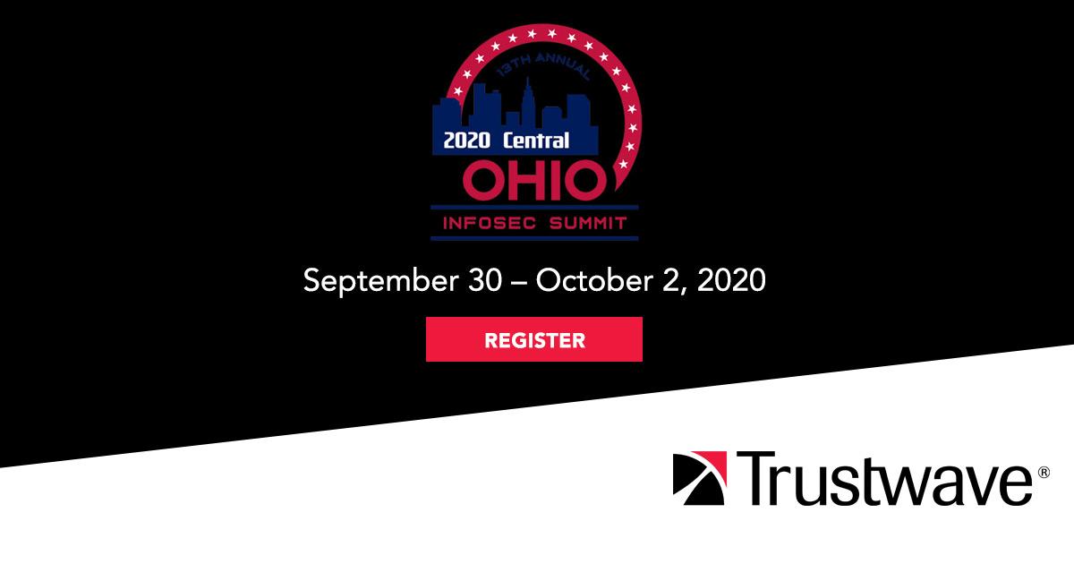 2020 Virtual Central Ohion InfoSec Summit