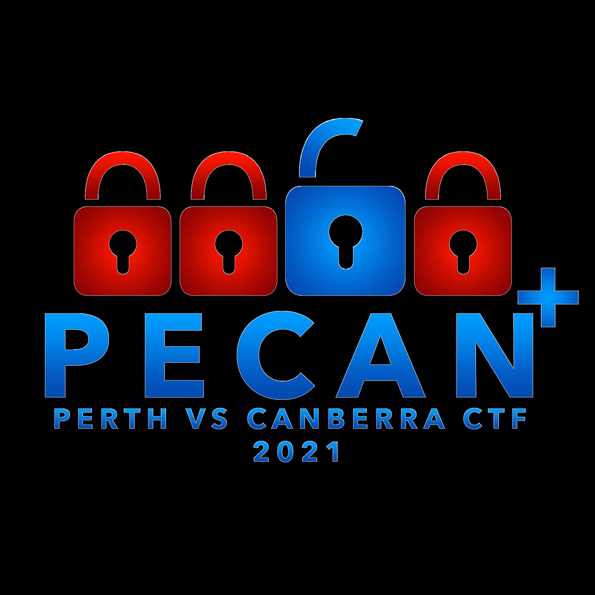 PECAN+2021 CTF